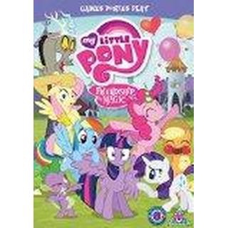 My Little Pony - Friendship Is Magic: Games Ponies Play [DVD]